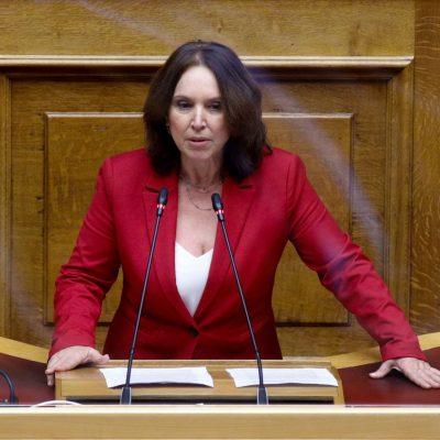 «Καλλιόπη Βέττα: Οι αγρότες της Π.Ε. Κοζάνης πρέπει να αποζημιωθούν για το 100% της ζημιάς – Κοινοβουλευτική ερώτηση για τις καταστροφές στις καλλιέργειες λόγω παγετού»