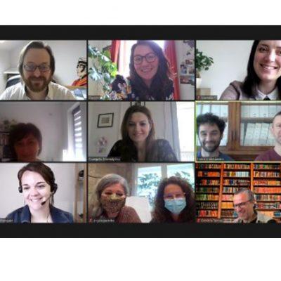 """Περιφερειακή Διεύθυνση Α/θμιας & Δ/θμιας Εκπ/σης Δυτικής Μακεδονίας: Εναρκτήρια τηλεσυνάντηση στο πλαίσιο του ευρωπαϊκού προγράμματος Erasmus+ με τίτλο """"DigitALL""""»"""