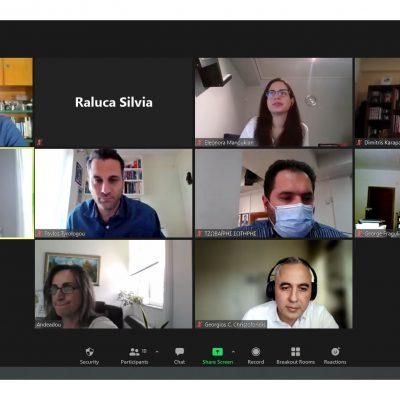 Πραγματοποιήθηκε το 2ο διαδικτυακό εργαστήριο (workshop), της Περιφερειακής Επιτροπής του έργου STRATEGY CCUS