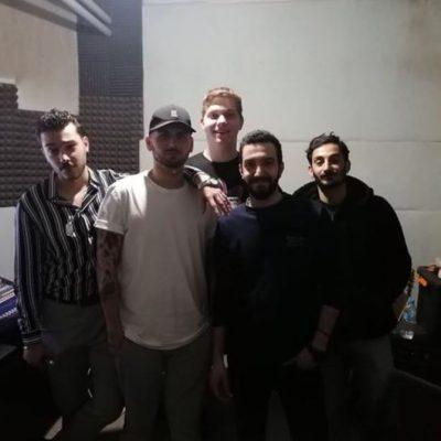kozan.gr: Οι Midnight Buzz από την Κοζάνη μας παρουσιάζουν το πρώτο τους instrumental κομμάτι με τίτλο RED (Βίντεο)