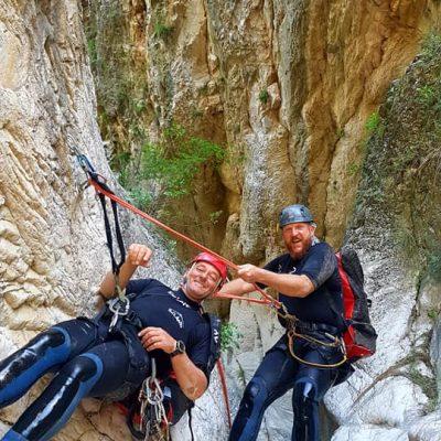 kozan.gr: Όμορφες εικόνες από το Φαράγγι Σερβίων (Βίντεο)