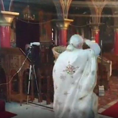kozan.gr: Η Πρώτη Ανάσταση στον Ι. Ν. Αγίας Παρασκευής Πόλεως Κοζάνης – Το τροπάριο «Ανάστα ο Θεός» με τους πιστούς να χτυπούν τα πόδια τους στο στασίδι (Βίντεο)