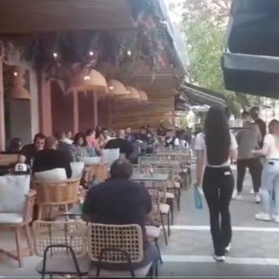 kozan.gr: Οι πρώτες εικόνες από τα cafe της Πτολεμαΐδας που άνοιξαν κι υποδέχτηκαν – σε εξωτερικούς χώρους – τους πρώτους πελάτες (Βίντεο)