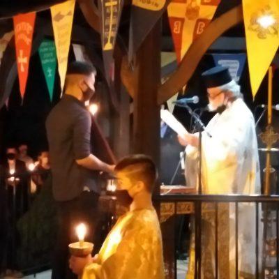 Η Ανάσταση παντού και στον Άγιο Διονύσιο Βελβεντού   (του παπαδάσκαλου Κωνσταντίνου Ι. Κώστα)