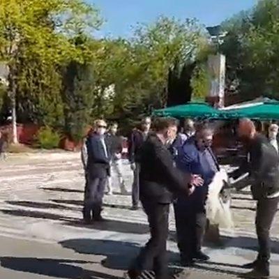 kozan.gr: Ο σημερινός εορτασμός της Εργατικής Πρωτομαγιάς, στην κεντρική πλατεία Πτολεμαίδας (Βίντεο)