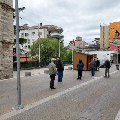 Κοζάνη: Rapid tests για την covid19 την Παρασκευή 14 Μαΐου, 10:00 – 13:00, στην κεντρική πλατεία