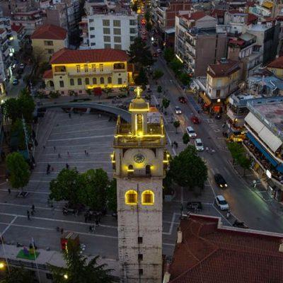 Όμορφες φωτογραφίες & βίντεο από την κεντρική πλατεία Κοζάνης με την υπογραφή του συμπατριώτη μας Κ. Σεβεντεκίδη