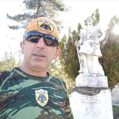 Δ. Μακεδονία: Ο Γ. Ζαχαριάδης διανύει 300 χιλιόμετρα ιστορίας