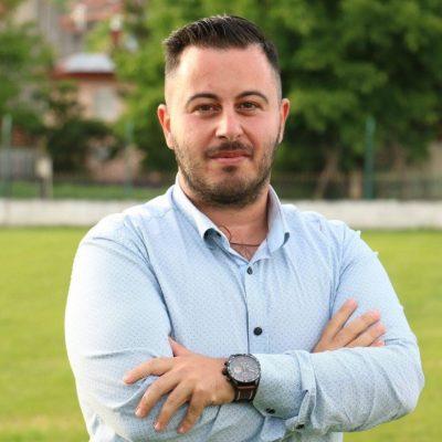 """Υπεύθυνος τύπου του συνδυασμού """"Επανεκκίνηση του Κοζανίτικου ποδοσφαίρου"""" ο Χρήστος Σαλαμπουκίδης"""