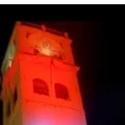kozan.gr: Κοζάνη: Με κόκκινο χρώμα θα φωτιστεί, το καμπαναριό, το βράδυ της Τετάρτης, προς τιμήν της 19ης Μαΐου, Ημέρας Μνήμης της Γενοκτονίας των Ποντίων
