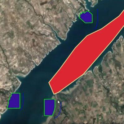 kozan.gr: H ΡΑΕ αδειοδότησε τη ΔΕΗ Ανανεώσιμες για 3 πλωτά φωτοβολταϊκά στη Λίμνη Πολυφύτου – Τα δύο χωροθετούνται στο Δήμο Σερβίων και το 1 στα όρια του Δήμου Κοζάνης (φαίνονται στο χάρτη με το μπλε χρώμα) – Τι ανέφερε για το θέμα ο Δήμαρχος Κοζάνης, κατά τη σημερινή συνεδρίαση του Δημοτικού Συμβουλίου (Βίντεο)