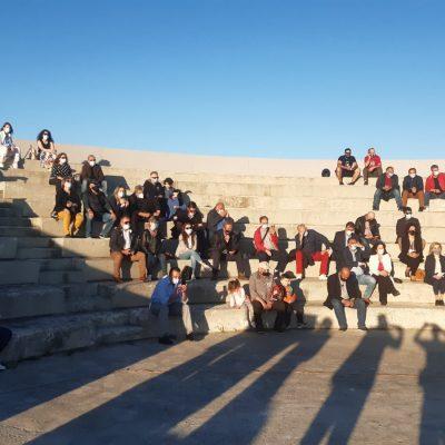 kozan.gr: Ο Δήμος Εορδαίας, τίμησε, την Τρίτη 18 Μαΐου 2021, λίγο μετά τις 20:00, στο Πάρκο Εκτάκτων Αναγκών της Πτολεμαΐδας, την ημέρα Μνήμης της Γενοκτονίας των Ελλήνων του Πόντου (Βίντεο 8′  & Φωτογραφίες)