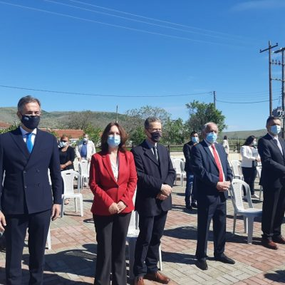 kozan.gr: Η επιμνημόσυνη δέηση, σήμερα Τετάρτη 19/5, στο Μνημείο Ποντιακής Μνήμης στην Κοινότητα Σκήτης του Δήμου Κοζάνης με αφορμή τις εκδηλώσεις για τη μνήμη της γενοκτονίας του Ελληνισμού του Πόντου (Φωτογραφίες & Βίντεο)