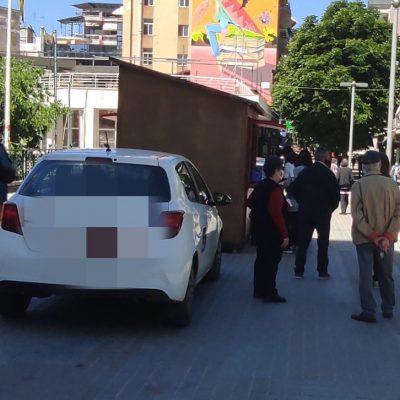 Κοζάνη: 126 αρνητικά rapid tests για covid 19 στην κεντρική πλατεία