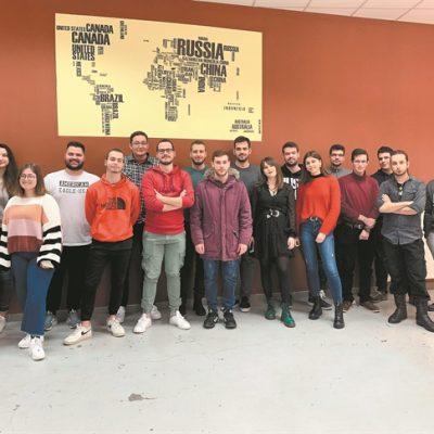 Φοιτητικός πύραυλος από την Κοζάνη – Ομάδα σπουδαστών του Πανεπιστημίου Δυτικής Μακεδονίας «εκτοξεύεται» στον διεθνή διαγωνισμό πυραυλικής Spaceport America Cup