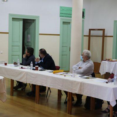 """Σύσκεψη στο Δήμο Βοΐου για το project """"AGROVOIO"""""""