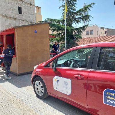 Κοζάνη: Συνεχίζονται οι έλεγχοι για την covid19- Αρνητικά όλα τα αποτελέσματα των rapid tests στην κεντρική πλατεία