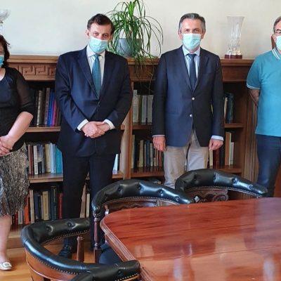 """Γ. Κασαπίδης: """"Ξεκινάμε την ίδρυση και λειτουργία της Ακαδημίας Ιατρικής Γεωργίας"""""""