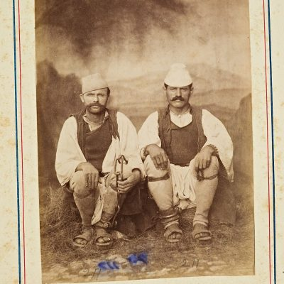 Σέρβια, πριν το 1912, μια σπάνια φωτογραφία (Γράφει ο Νίκος Μπουκουβάλας)