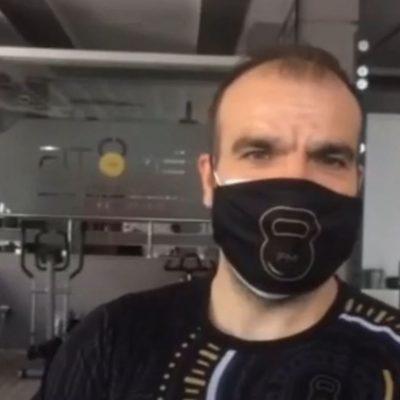 "kozan.gr: Koζάνη: Ο ιδιοκτήτης του γυμναστηρίου ""Fit Me"", Αθανάσιος Λιάκος, μιλά για την επαναλειτουργία των γυμναστηρίων από σήμερα Δευτέρα 31/5 (Βίντεο)"