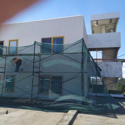 "kozan.gr: Ξεκίνησε το έργο της ανακαίνισης εξωτερικών χρωματισμών του ""Μποδοσάκειου"" Νοσοκομείου Πτολεμαΐδας (Φωτογραφίες)"