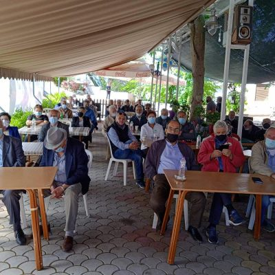 Πραγματοποιήθηκε στην Κοζάνη η σύσκεψη των συνταξιουχικών σωματείων Δυτικής Μακεδονίας