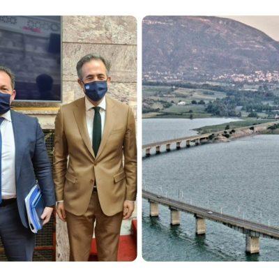 Σ. Κωνσταντινίδης: «Κυβέρνηση πιστή στις δεσμεύσεις της – 1.900.000 ευρώ στο Δ. Σερβίων για έργα οδοποιίας»