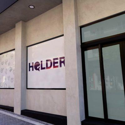 kozan.gr: Η ανακοίνωση της Holder για το νέο της υποκατάστημα, επί της οδού Παύλου Μελά, στην πόλη της Κοζάνης, στο κτήριο που παλαιότερα στεγαζόταν η  Eurobank