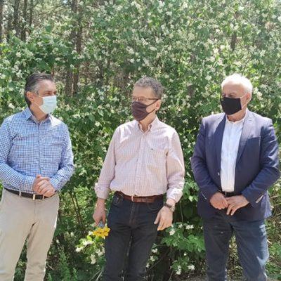 kozan.gr: 680 λάστιχα & 21 τόνοι υλικού απομακρύνθηκαν στο πλαίσιο καθαρισμού της περιοχής κατάντη του παλιού ΣΜΑ Κοζάνης, στο Λόφο του Αη-Λιά – Σημερινές δηλώσεις Δημάρχου Κοζάνης & Περιφερειάρχη Δ. Μακεδονίας  (Bίντεο)