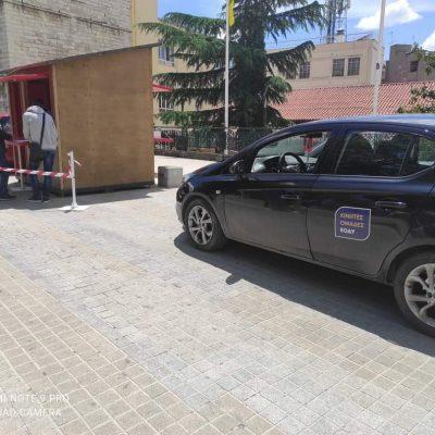 Κοζάνη: 149 αρνητικά και 3 θετικά rapid tests έδειξαν οι έλεγχοι στην κεντρική πλατεία