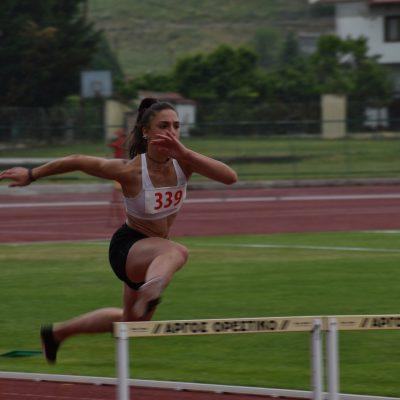 kozan.gr: Η 16χρονη Χριστίνα Ευκολίδου, από την Κοζάνη, κατέκτησε το χρυσό μετάλλιο στο έπταθλο γυναικών στην κατηγορία Κ18, στο Πανελλήνιο Πρωτάθλημα Στίβου 2021 Ανδρών-Γυναικών, που διεξάγεται στις εγκαταστάσεις του Παμπελοποννησιακού Σταδίου