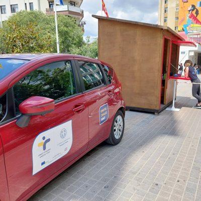 Κοζάνη: 1 θετικό και 51 αρνητικά rapid tests έδειξαν οι έλεγχοι στην κεντρική πλατεία