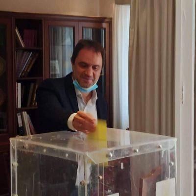 """Γ. Μητλιάγκας μετά την εκλογή του στην Προεδρία του ΕΒΕ Κοζάνης: """"Χρέος μου να τις ενεργοποιήσω υιοθετώντας και εφαρμόζοντας ένα άλλο μοντέλο διοίκησης μακριά από το σύνηθες προεδροκεντρικό"""""""