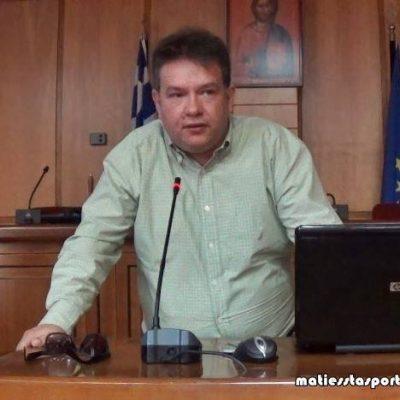 Απίστευτη καταγγελία του πρόεδρου ΕΠΣ Κοζάνης για τον Ηρακλή Κρυόβυσης