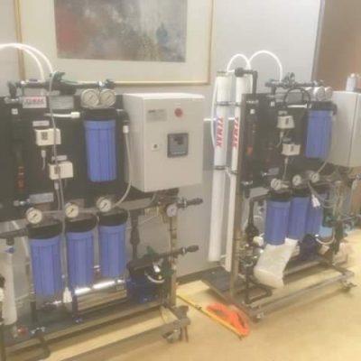 """""""Μποδοσάκειο"""" Νοσοκομείο Πτολεμαϊδας: Παραδόθηκαν και είναι προς χρήση δύο διπλές συσκευές αντίστροφης όσμωσης για την πραγματοποίηση αιμοκάθαρσης σε κοινούς θαλάμους νοσηλείας"""