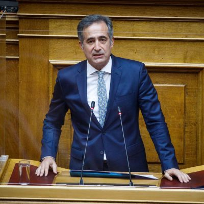 Μήνυμα του Βουλευτή Π.Ε. Κοζάνης Στάθη Κωνσταντινίδη για την υπουργοποίηση του Μ. Παπαδόπουλου