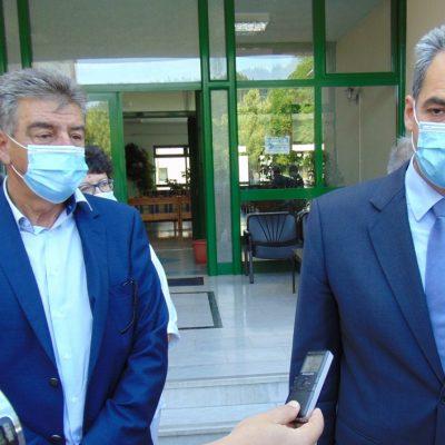 Την έντονη ανησυχία του για τη βιωσιμότητα των Πανεπιστημιακών Τμημάτων των Γρεβενών εξέφρασε ο Γιώργος Δασταμάνης στον Υφυπουργό Παιδείας