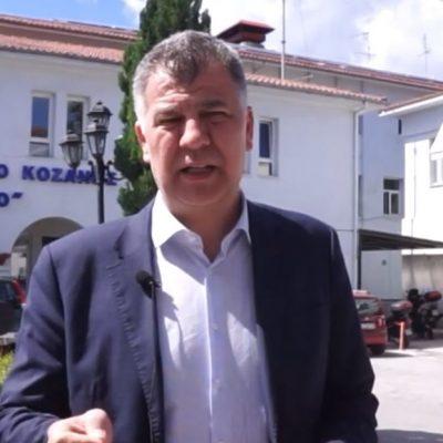"""Ευάγγελος Σημανδράκος: """"Η Κοζάνη αναδεικνύεται σε κόμβο υγείας στο νέο υγειονομικό χάρτη της περιοχής – Έφτασε η στιγμή για την κατασκευή ενός νέου σύγχρονου Νοσοκομείου"""""""