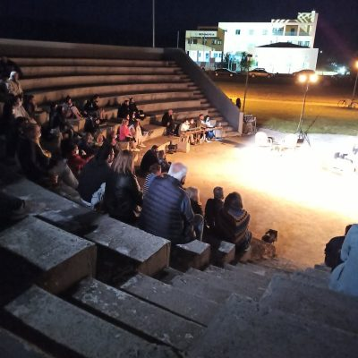 """Τις καλύτερες εντυπώσεις αποκόμισαν όσοι παρακολούθησαν τη θεατρική παράσταση """"Φόνος στην Οδό Λουρσίν"""", που ανέβασε το διήμερο 16 και 17 Ιουνίου στο Πάρκο Εκτάκτων Αναγκών Πτολεμαΐδας, ο Σύλλογος Μικρασιατών"""