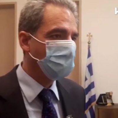 kozan.gr: Τι απάντησε ο Υφυπουργός Παιδείας Άγγελος Συρίγος σε σχέση με την πρόσφατη απόφαση για την οριστική κατάργηση 37 τμημάτων σε Πανεπιστήμια της χώρας, ανάμεσα σ' αυτά και του τμήματος Λογοθεραπείας στην Πτολεμαΐδα (Βίντεο)