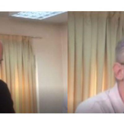"kozan.gr: Ο Α. Τολιόπουλος με αφορμή τα πρόσφατα επεισόδια στο συνέδριο του Εργατικού Κέντρου Κοζάνης: ""Πρέπει να κουβεντιάσουμε θέματα ουσίας για αυτά που απασχολούν τον κόσμο της εργασίας. Δε θέλει να μας δει κανένας έξω στην κοινωνία. Το γνωρίζουμε και μάλιστα πολύ καλά"" – Οι δηλώσεις του νέους επικεφαλής του συνδυασμού ""Συνεργασία"" Ι. Μιχαηλίδη (Bίντεο)"
