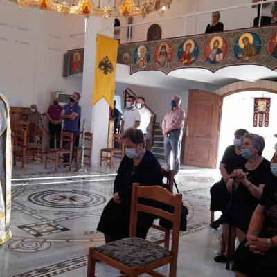 kozan.gr: Πραγματοποιήθηκε, το απόγευμα της Τετάρτης 23 Ιουνίου, η υποδοχή Λειψάνων του Τιμίου Προδρόμου και ο Μέγας Αρχιερατικός Πανηγυρικός Εσπερινός, στην Ιερά Μονή Αγίου Ιωάννου Βαζελώνα στον Αγ. Δημήτριο Κοζάνης (Φωτογραφίες)