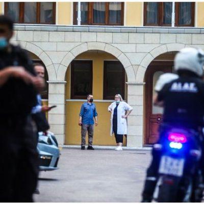 Επίθεση με βιτριόλι σε Μητροπολίτες: Δικαζόταν για υπόθεση ναρκωτικών ο δράστης – ιερέας της Μητρόπολης Βέροιας και Ναούσης