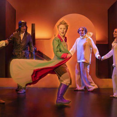 «Ο Μικρός Πρίγκιπας»  με τον Θανάση Τσαλταμπάση, τη Δευτέρα 28 Ιουνίου, στο υπαίθριο δημοτικό θέατρο Κοζάνης
