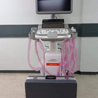 «Μποδοσάκειο» Νοσοκομείο Πτολεμαϊδας: Παραλαβή ενός σύγχρονου φορητού συστήματος υπερηχοτομογραφίας γενικής χρήσης με επιπλέον διοισοφάγειο κεφαλή για την Μονάδα Εντατικής Θεραπείας