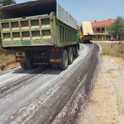 Δήμος Βοΐου: Ολοκλήρωση εργασιών αγροτικής οδοποιίας στην Περιοχή  Τσοτυλίου