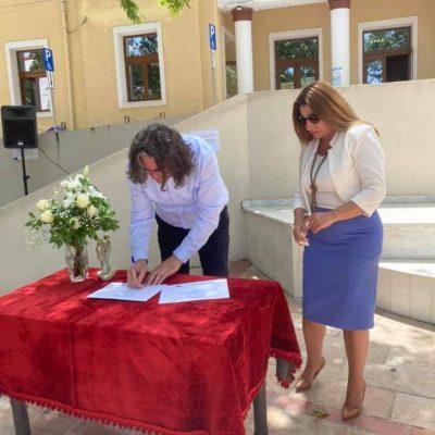 Ο Δήμος Σερβίων ευχαριστεί θερμά όλους όσους συμμετείχαν αλλά και παρέστησαν στην εκδήλωση για την υπογραφή της Ευρωπαϊκής Χάρτας για την Ισότητα των Φύλων