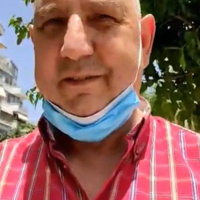 kozan.gr: Είδαν ξαφνικά τον προαύλιο χώρο του Μαμάτσειου νοσοκομείου Κοζάνης να γεμίζει βιζόν (Mink) – Γύρω στα 10 ζωάκια προκάλεσαν μικρο-αναστάτωση – Ειδοποιήθηκε η πυροσβεστική (Βίντεο)