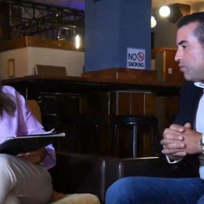 kozan.gr: Ο Χάρης Κάτανας, πρώην βουλευτής κι επιχειρηματίας, σε μια περισσότερο προσωπική συνέντευξη, μιλά για το τέταρτο παιδί που περιμένει και το πως ξεκίνησε την ενασχόλησή του με την πολιτική, επιβεβαιώνοντας και το έντονο ενδιαφέρον για τη διεκδίκηση της Περιφέρειας Δ. Μακεδονίας (Βίντεο)