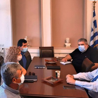 "kozan.gr: Αυτοψία στον Σιδηροδρομικό Σταθμό Πτολεμαΐδας και στο ΒΙΟΠΑ πραγματοποίησε ο Αν. Διευθύνων Σύμβουλος του ΟΣΕ, με σκοπό την επαναλειτουργία της σιδηροδρομικής γραμμής – Δηλώσεις Δημάρχου Εορδαίας Π. Πλακεντά & βουλευτή Κοζάνης Μ. Παπαδόπουλου – ""Δεσμευόμαστε ότι άμεσα θα έχουμε τη μελέτη για την αποκατάσταση της σιδηροδρομικής γραμμής και να ξανασυνδεθεί η Πτολεμαίδα με το Αμύνταιο κι από εκεί με το υπόλοιπο δίκτυο"", ανέφερε ο Αν. Διευθύνων Σύμβουλος του ΟΣΕ (Φωτογραφίες & Βίντεο)"